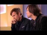 Юэн Макгрегор и Джим Керри на ТВ Франции