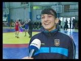 Сюжет Інтера про Кубок украины по женской борьбе